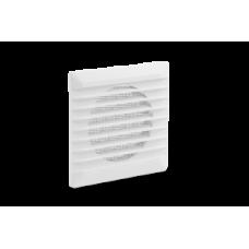 Leaf szellőzőrács 140 x 140 mm, fehér