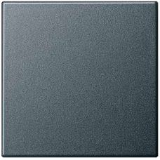 Gira System55 pushx1 cover - anthracite