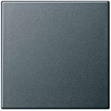 Gira System55 1-es nyomógomb fedlap - antracit
