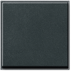 Gira TX44 pushx1 cover, anthracite
