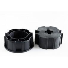 Loxone csőmotor adapter, 85mm, kerek