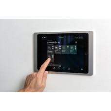 Loxone iPad wall console