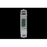 Loxone Modbus fogyasztásmérő, 1 fázis