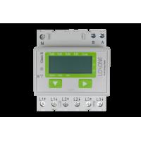 Loxone Modbus fogyasztásmérő, 3 fázis