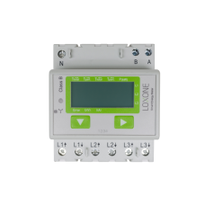 Loxone Modbus 3-phase energy meter