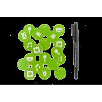 Loxone NFC Smart Tag matricacsomag