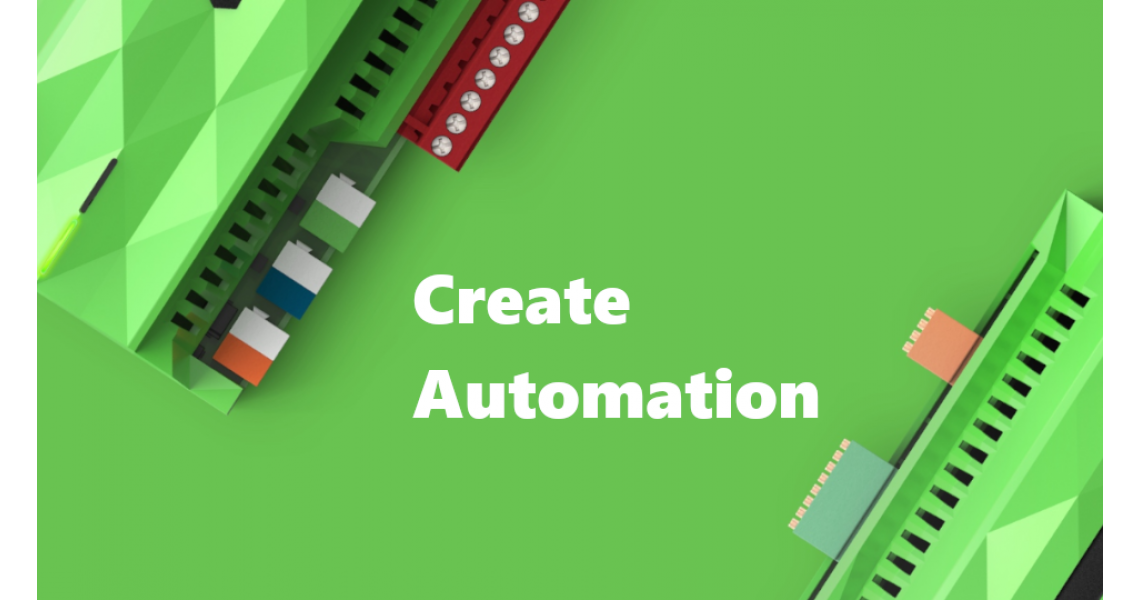 Loxone-Create Automation